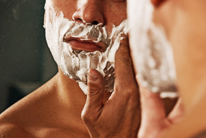 Shaving Face: Five Beard-Shaving Scenes with Unexpected Symbolic Weight